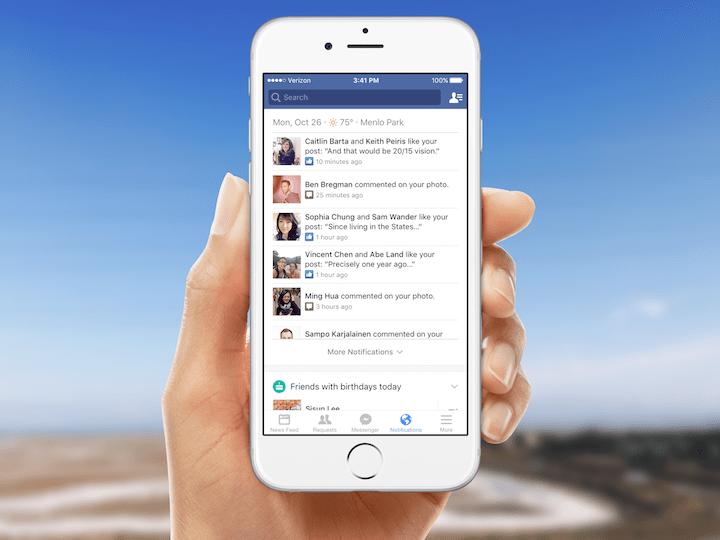 Imagen - Facebook supera los 1.000 millones de usuarios diarios y 8 de cada 10 es móvil