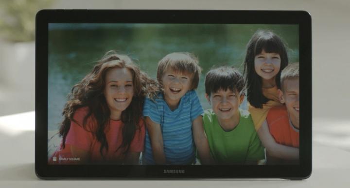 Imagen - Filtradas imágenes de la tablet Galaxy View de 18,4 pulgadas