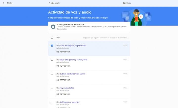 Imagen - Google Now guarda todas las consultas que le haces