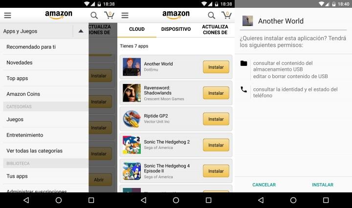Imagen - Amazon regala juegos y apps para Android por Halloween
