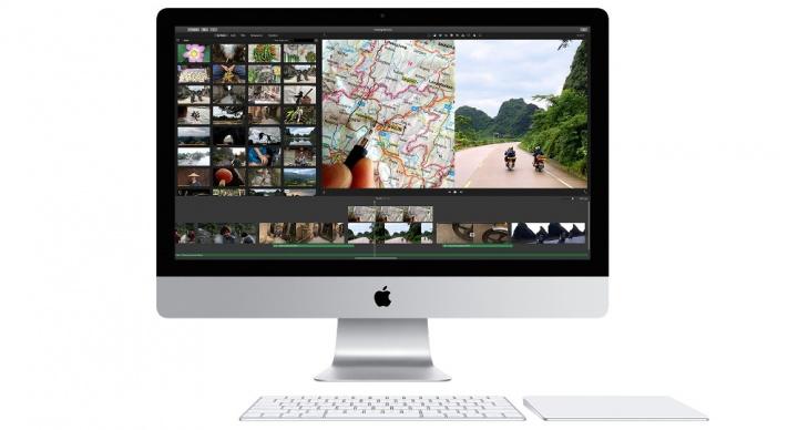 El iMac 4K es complicado de reparar o ampliar