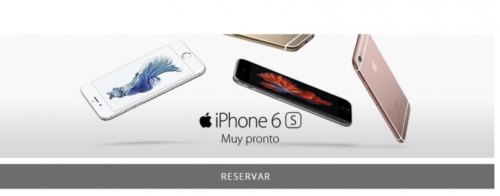 Imagen - Dónde reservar el iPhone 6S y iPhone 6S Plus en España