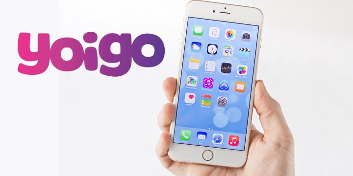 iPhone 6s: precios con Yoigo