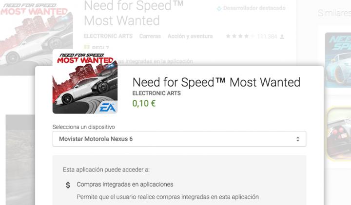 Juegos de EA y Chillingo en Google Play Store solo por 0,10 euros ¡corre!