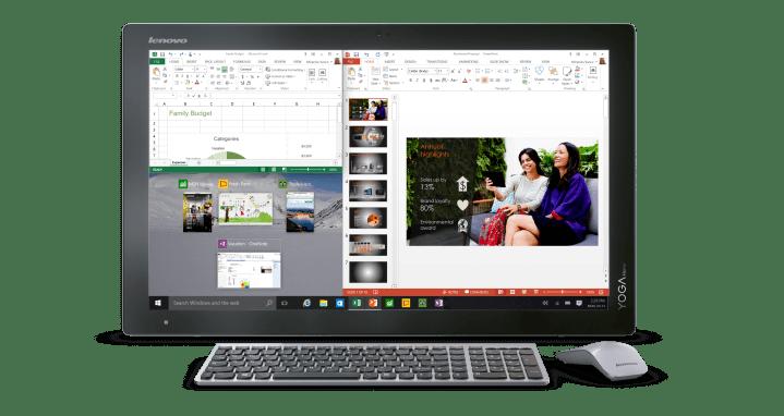 Imagen - Lenovo Yoga 900 y Lenovo Yoga Home 900, dos nuevos ordenadores con Windows 10