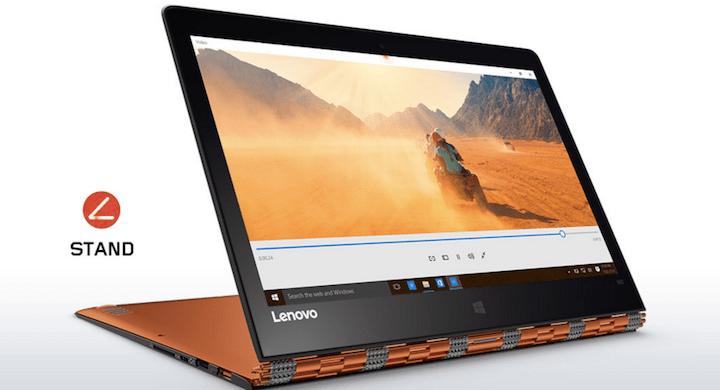 Lenovo Yoga 900 y Lenovo Yoga Home 900, dos nuevos ordenadores con Windows 10