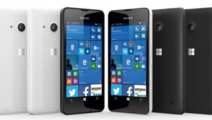 Microsoft Lumia 550, especificaciones y precio del gama media con Windows 10 Mobile
