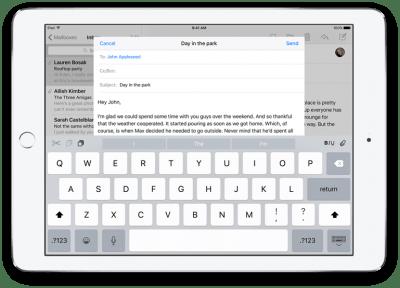Imagen - Solución: Mail no puede abrir mensajes con ficheros adjuntos en iOS 9