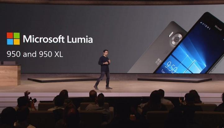 Imagen - Microsoft Lumia 950 y 950 XL, especificaciones y precios