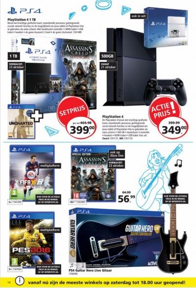 Imagen - PlayStation 4 bajará su precio este mes en Europa