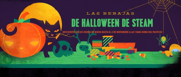 Imagen - Steam celebra Halloween con rebajas