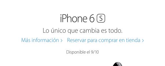 Imagen - iPhone 6s: precios con Yoigo