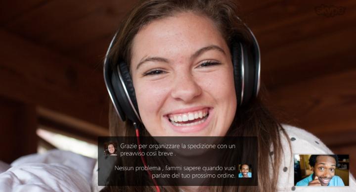 Skype Translator comienza a estar disponible para todos