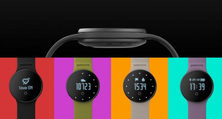 Imagen - Geeksme GME1, el smartwatch que mide el rendimiento sexual ya está disponible