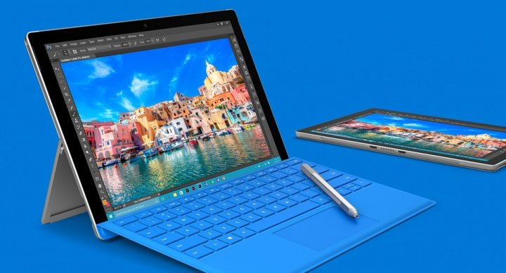 Oferta: Microsoft Surface Pro 4 con teclado y Office 365 por 999 euros