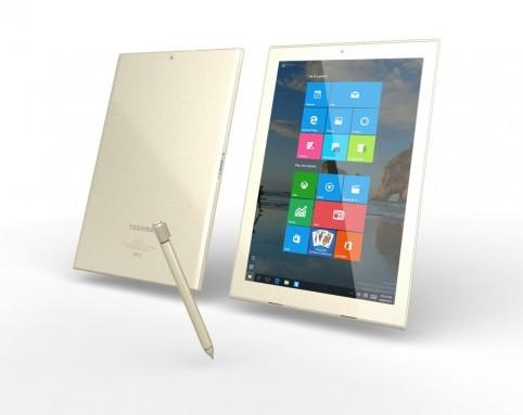 Imagen - Toshiba DynaPad, una tablet inspirada por la Microsoft Surface