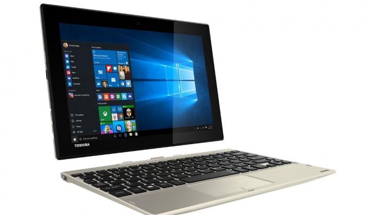 Imagen - Toshiba Satellite Radius 12 y Satellite Click 10, dos portátiles táctiles con Windows 10