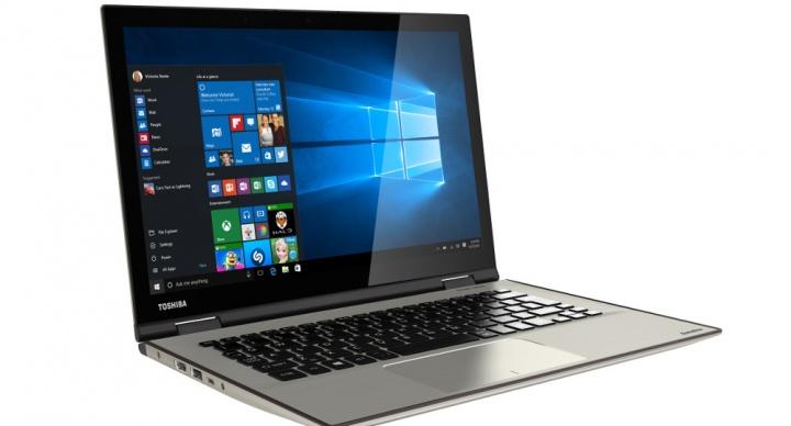Toshiba Satellite Radius 12 y Satellite Click 10, dos portátiles táctiles con Windows 10