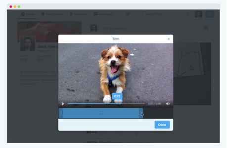 Imagen - Twitter ya permite subir vídeos en la versión web