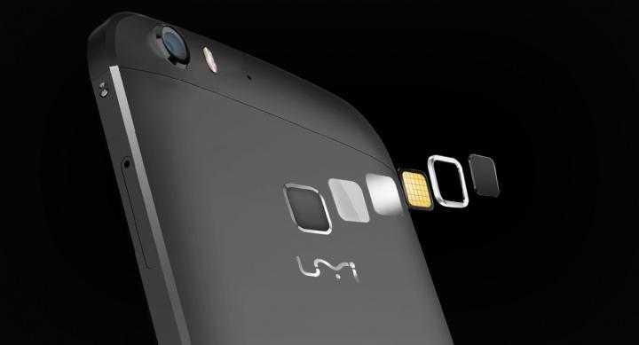 Imagen - UMI Iron Pro: 5,5 pulgadas, sensor Sony y 3GB de RAM por menos de 170 euros