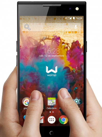 Imagen - Weimei We, un prometedor smartphone por 189 euros