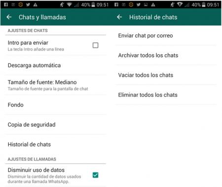 Imagen - WhatsApp 2.12.300, una actualización que simplifica el menú de chats y llamadas