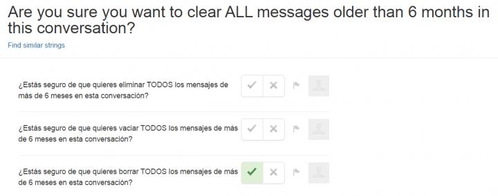 Imagen - Borrado de chats antiguos y envío de documentos, las próximas novedades de WhatsApp
