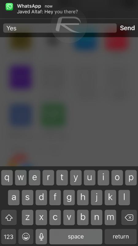 Imagen - WhatsApp para iOS 9.1 añade respuesta rápida