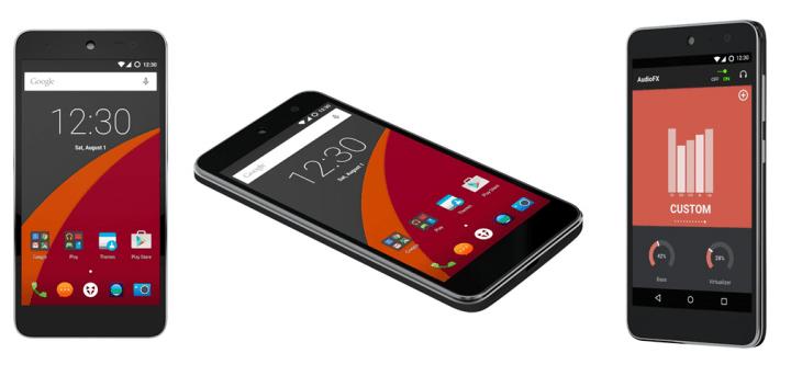 Imagen - WileyFox Swift, smartphone con Android Cyanogen OS por menos de 200 euros