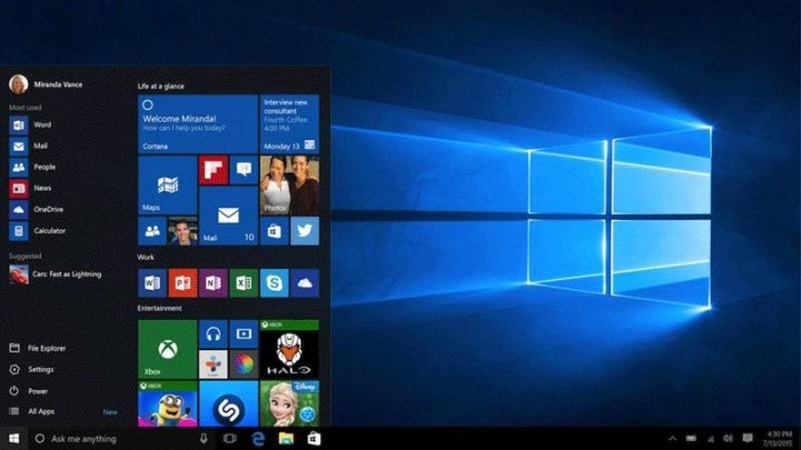 Windows 10 Insider Preview Build 10565 ya disponible