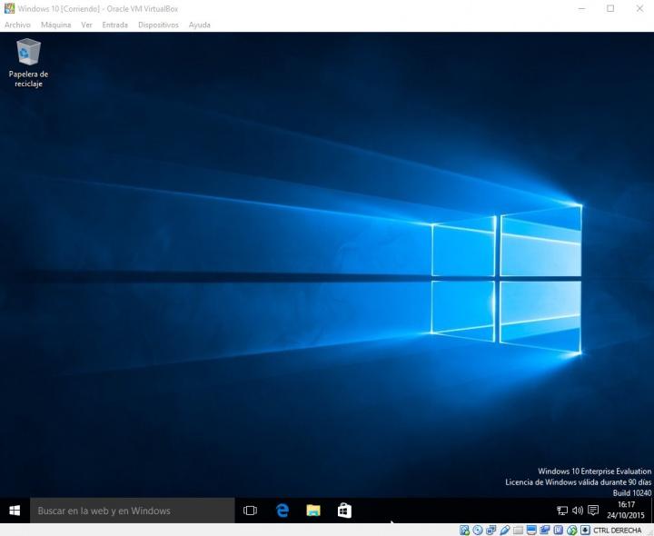 Imagen - Cómo probar Windows 10 en una máquina virtual