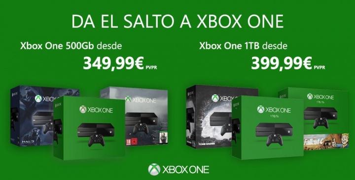 Imagen - Xbox One rebaja su precio en España