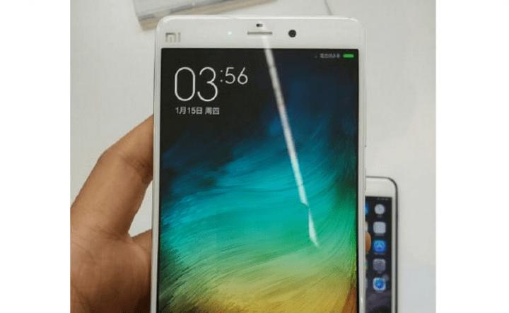 Xiaomi Mi Note 2 llegará muy pronto con grandes especificaciones