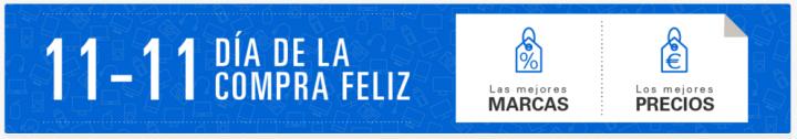 Imagen - Día de la compra feliz en eBay: ofertas hoy 11 -11