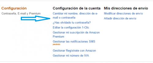 Imagen - Se filtran contraseñas de Amazon: cambia la tuya
