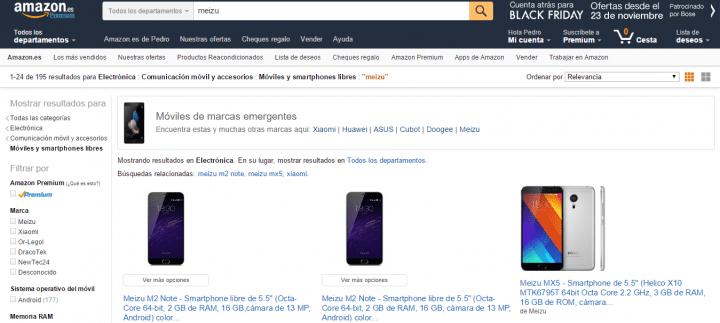 Imagen - Dónde comprar Meizu desde España