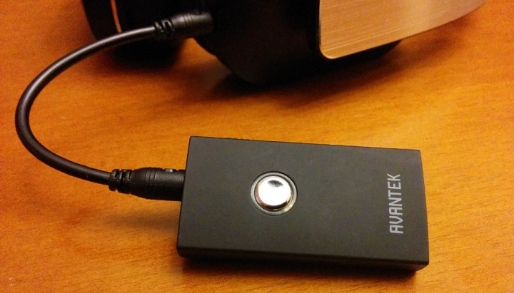 Imagen - Review: Avantek BR-T7, la solución para que todos tus gadgets tengan Bluetooth