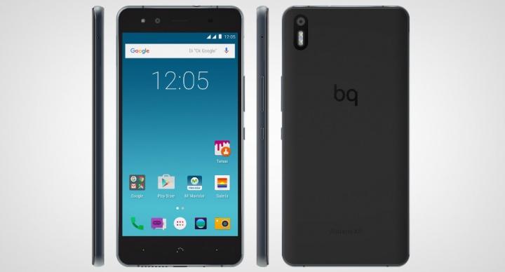 bq Aquaris X5 con Cyanogen, especificaciones y precios