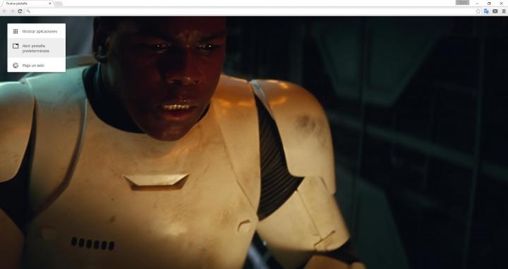 Imagen - Google te da a escoger personalización de Star Wars: 'lado oscuro' o 'lado luminoso'
