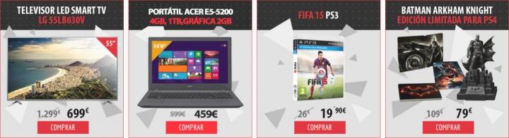 Imagen - Carrefour también celebra el Cyber Monday con ofertas