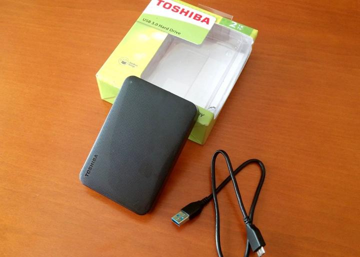 Imagen - Review: Toshiba Canvio Ready, un práctico disco duro portátil USB 3.0
