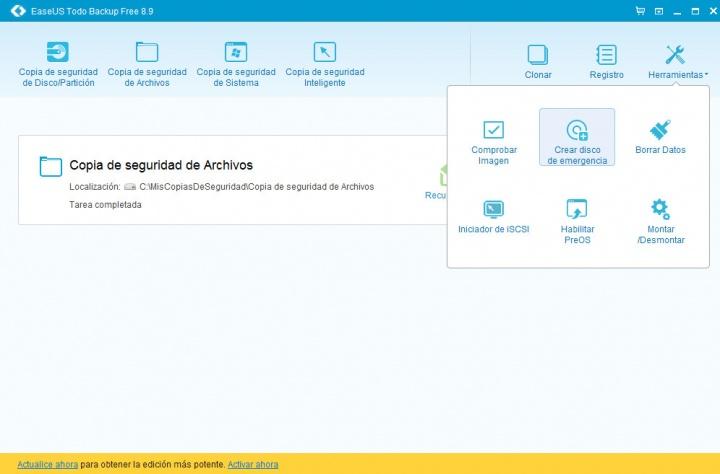 Imagen - Review: Todo Backup, la solución para tus copias de seguridad en Windows