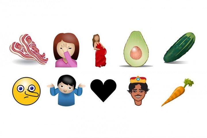 Conoce los emojis que llegarán en 2016