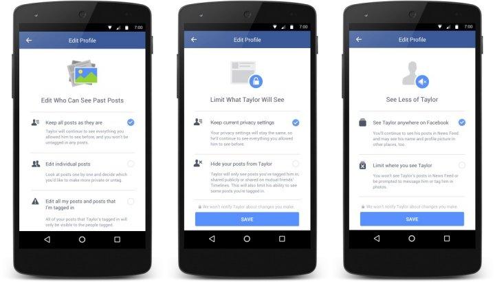 Imagen - Facebook se actualiza para que puedas ignorar a tu expareja