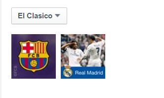 Imagen - Pon el escudo del Real Madrid o FC Barcelona en tu foto de perfil de Facebook