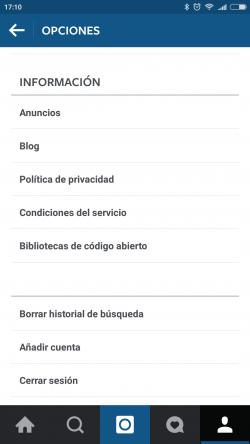 Imagen - Cómo usar varias cuentas de Instagram en Android
