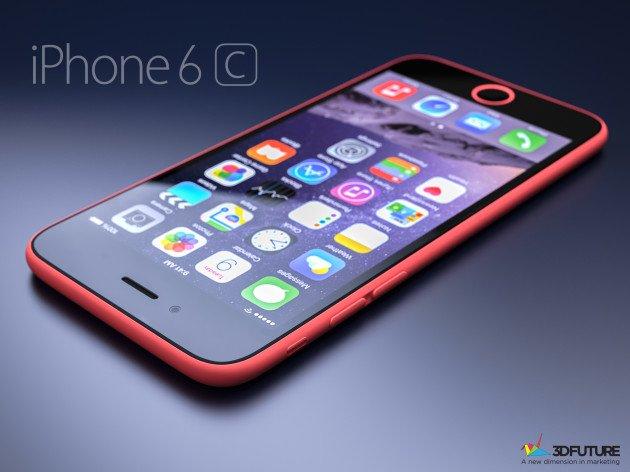 Imagen - iPhone 6c: 4 pulgadas y metálico