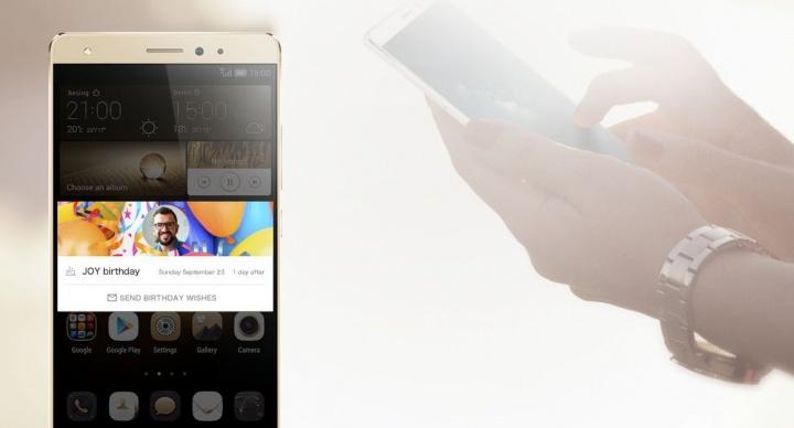 Imagen - Huawei Mate S disponible con Vodafone y de regalo el Huawei Watch