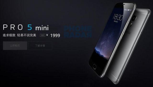 Imagen - Se filtra el Meizu Pro 5 Mini: conoce los detalles