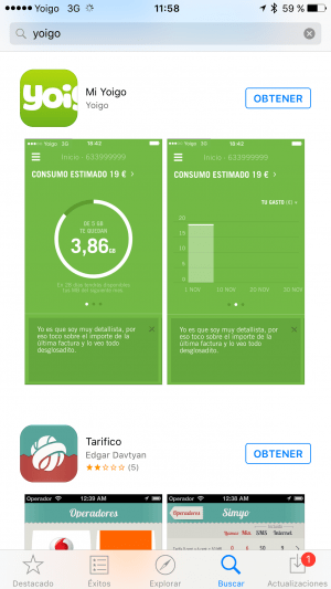 Imagen - Descarga la nueva app de Mi Yoigo
